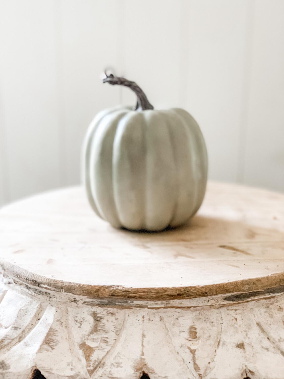 """7""""  Sage Pumpkin"""