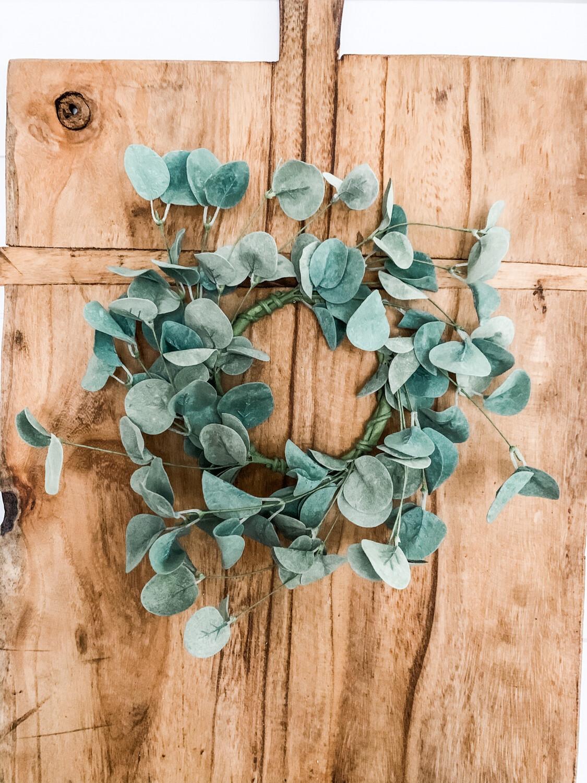 Harlow Eucalyptus Candle Ring