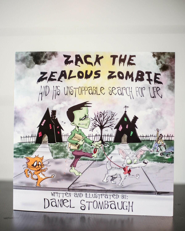 Zack the Zealous Zombie