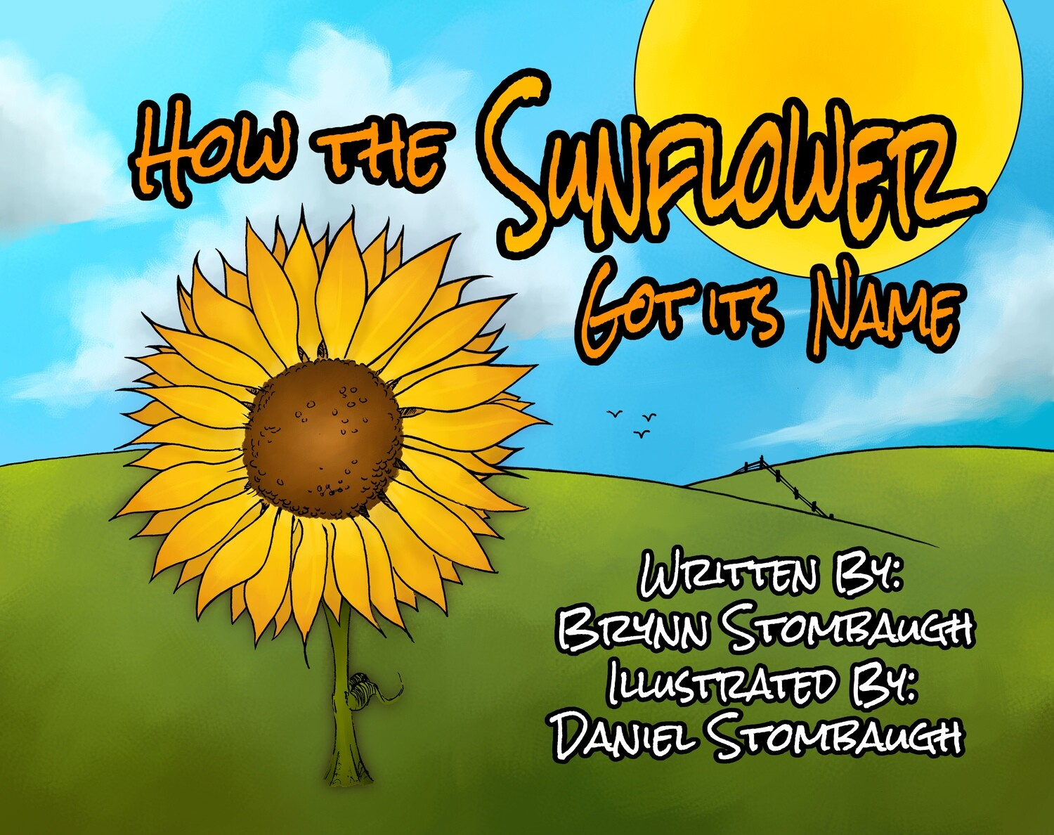 How The Sunflower Got Its Name