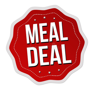 Meal Deal - 2 Mains + 2 Desserts