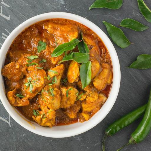 Frozen Chicken Curry 650ml
