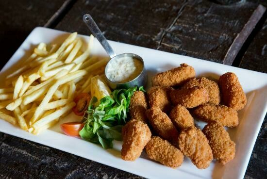 Scampi & Fries