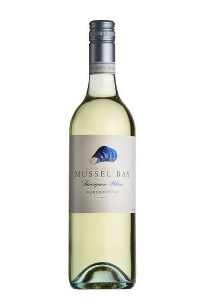 Mussel Bay Sauvignon Blanc Bottle