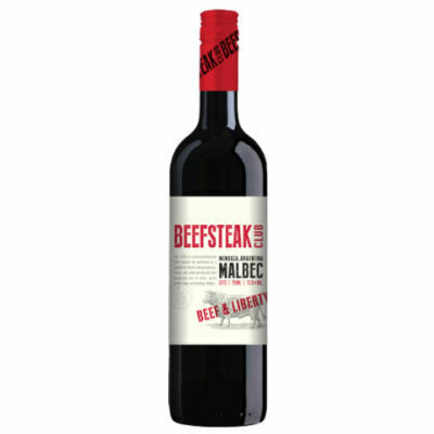 BeefSteak Club Malbec Bottle