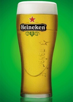 Pint Heineken