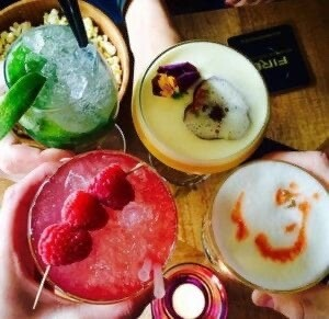 4 Cocktails For €20
