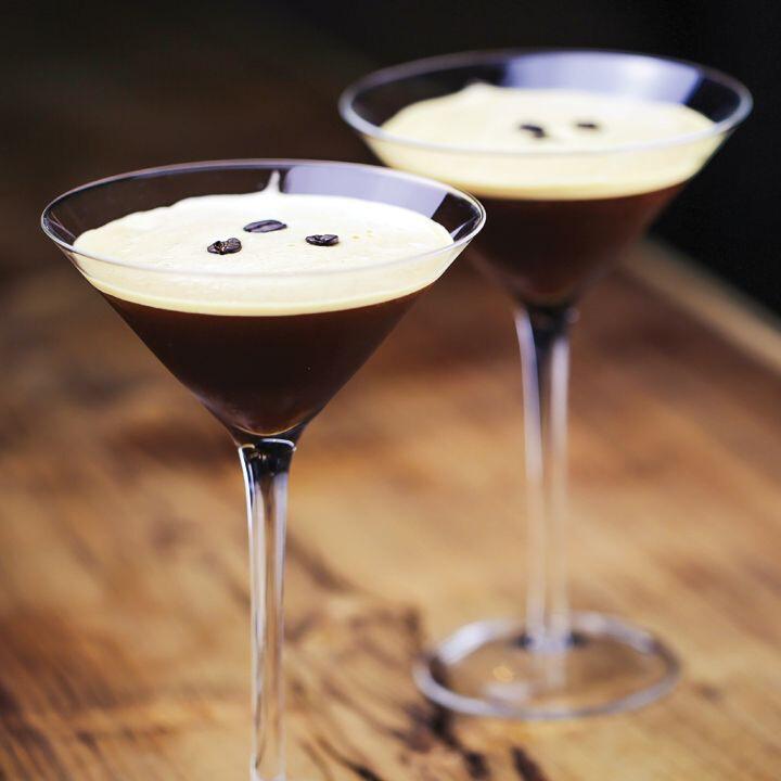 2 X Espresso Martinis