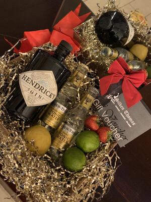 Hendrick's Gin Hamper with Silken Thomas Voucher