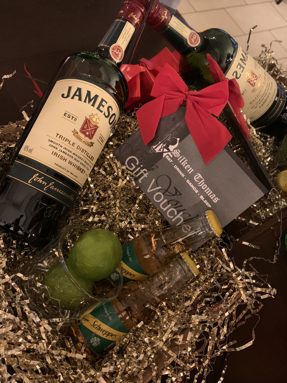 Jameson Hamper with Silken Thomas Voucher