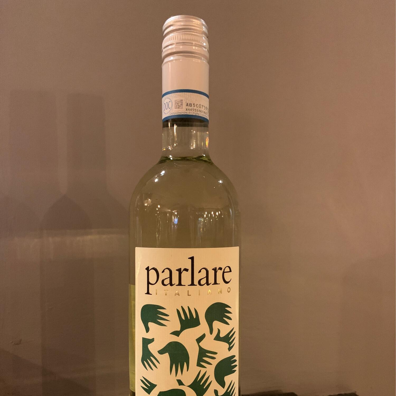 Parlare Pinot Grigio Bottle