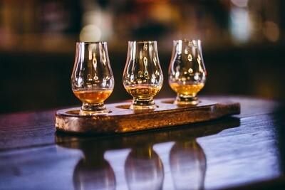 Irish Whiskey Flights