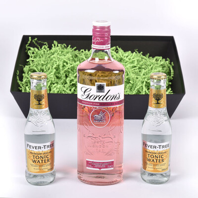 Gordon's Pink Gin Hamper