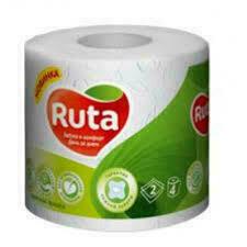 Զուգարանի թուղթ  Ruta