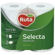 Զուգարանի թուղթ  Ruta 4 հատ