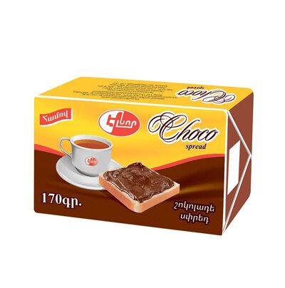 Շոկոլադե սփրեդ Էլնոր 170գ (հատ)