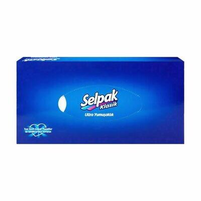 Անձեռոցիկ «Selpak» 50*2 ուղղանկյուն