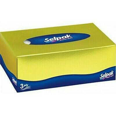 Անձեռոցիկ «Selpak» 70*2 քառակուսի