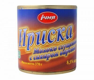 եփած խտ.կաթ Իչնյա Իրիսկա 370գ ժ/Բ