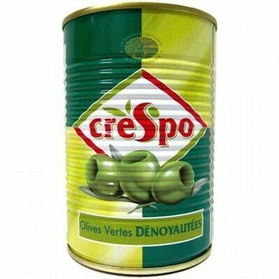 Ձիթապտուղ Crespo 425մլ կանաչ անկորիզ