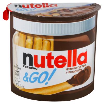 Շոկ.կրեմ Nutella 52 գ