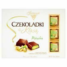 տուփով կոնֆետ  «Czekoladki»