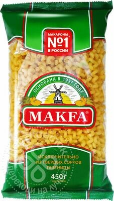 Մակարոն Makfa