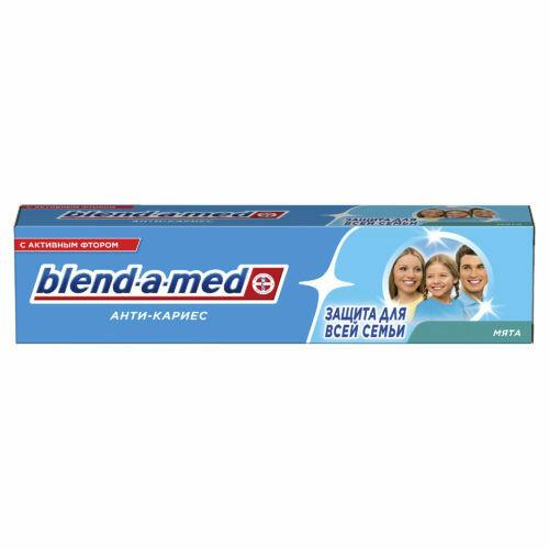 Ատամի մածուկ Blend a med