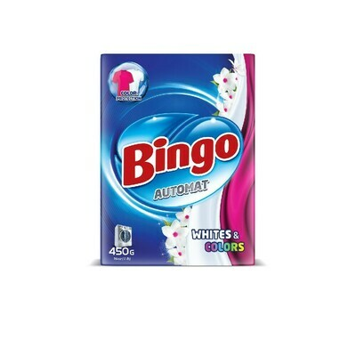 Լվացքի Փոշի «Bingo»