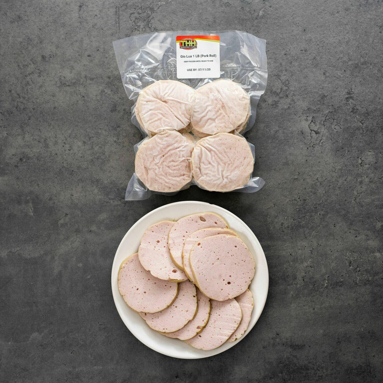 Giò Lụa (Pork Roll)