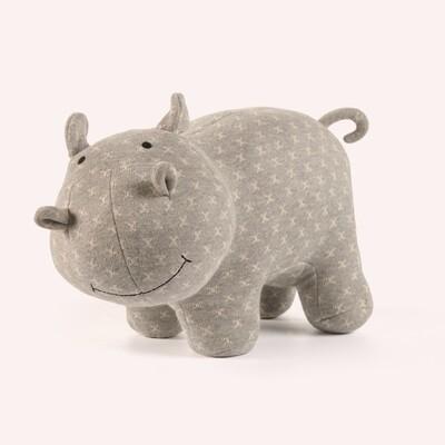 Peluche pour enfant - Hippo