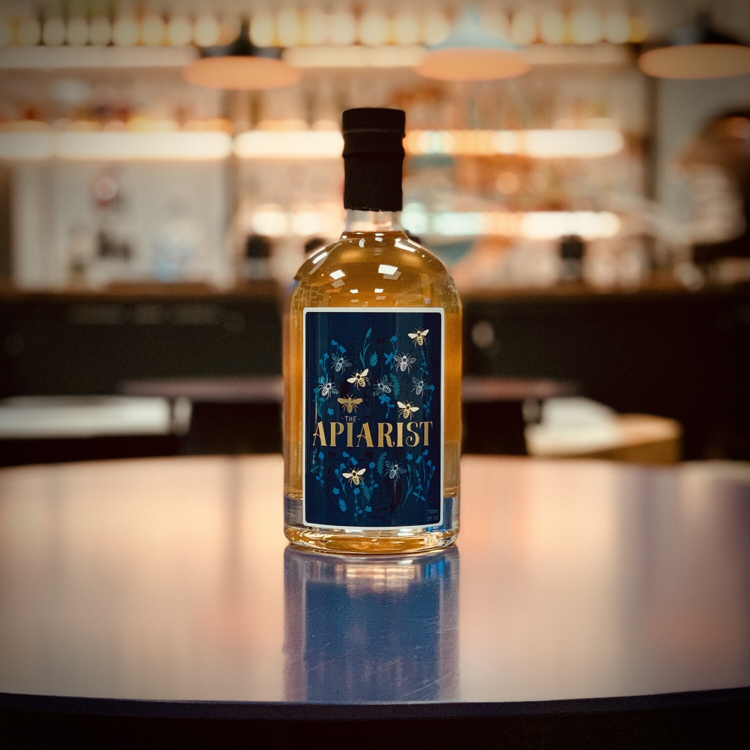 The Apiarist - Honey and Oolong Tea Gin 70cl