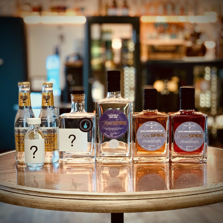 Fifth Spire Virtual Gin Tasting - Saturday 28th Nov
