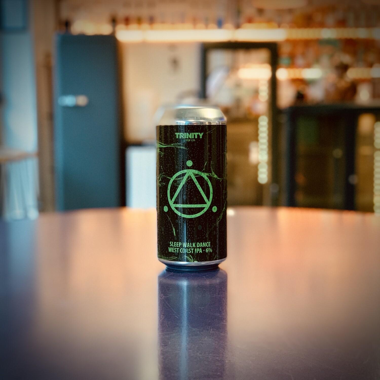"""Trinity Brew Co. """"Sleep Walk Dance"""" IPA 440ml"""