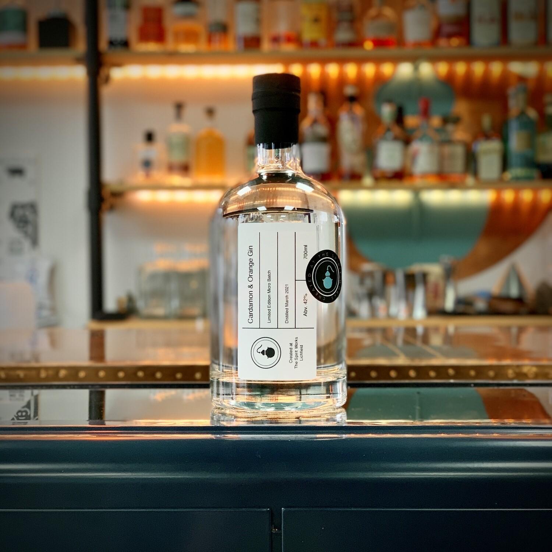 Limited Edition Cardamon & Orange Gin - 70cl