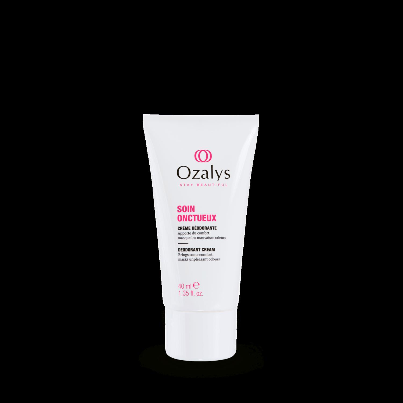 Soin Onctueux- Crème déodorante