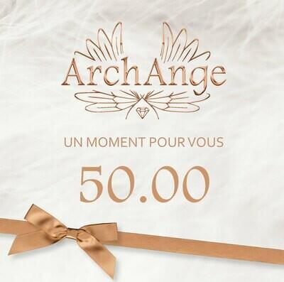 Bon Cadeau 50 CHF