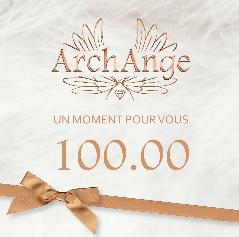 Bon Cadeau 100 CHF