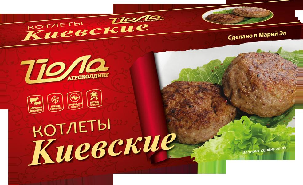 """Котлеты """"Киевские"""""""