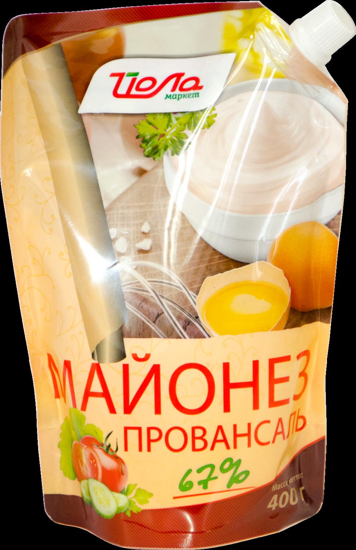 """Майонез Провансаль """"Йола"""" ГОСТ"""