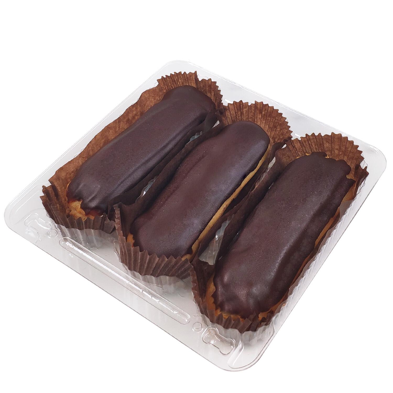 Пирожное Эклер с шоколадной начинкой 50г
