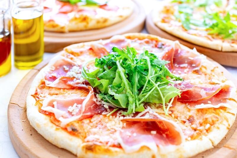 Пицца Prosciutto Di Parma ХИТ