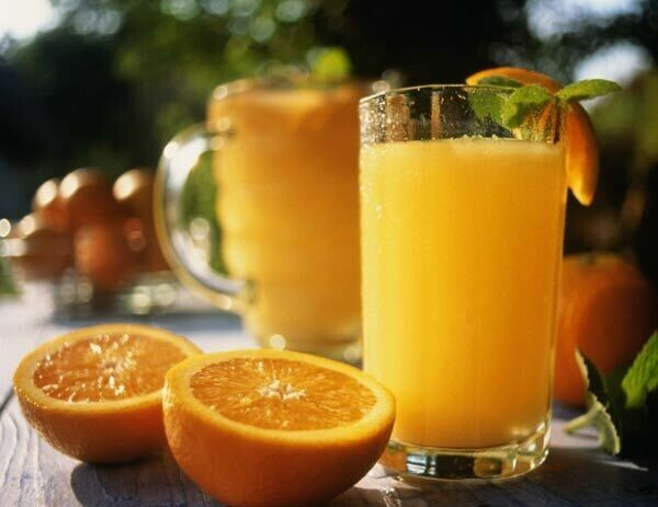 Апельсиновый фреш (200 мл)