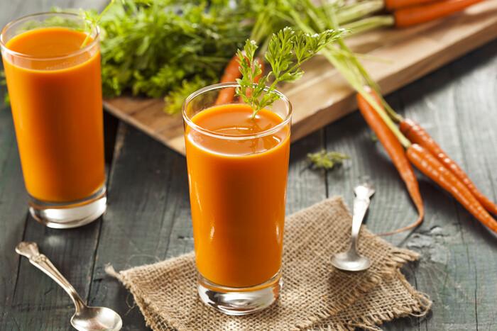 Морковный фреш (200 мл)