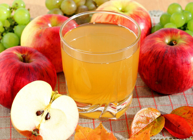 Яблочный фреш (200 мл)