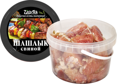 Шашлык свиной 2 кг.