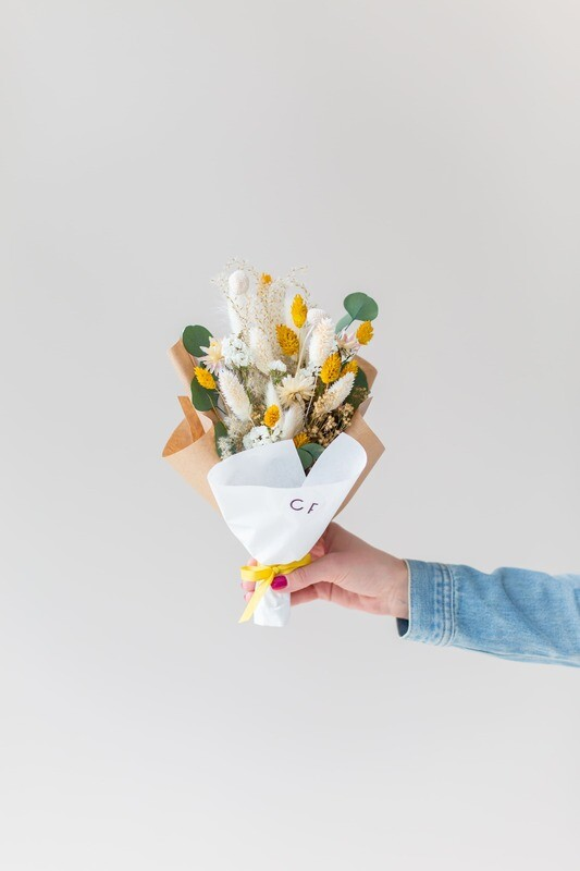 Trockenblumenstrauss Enna