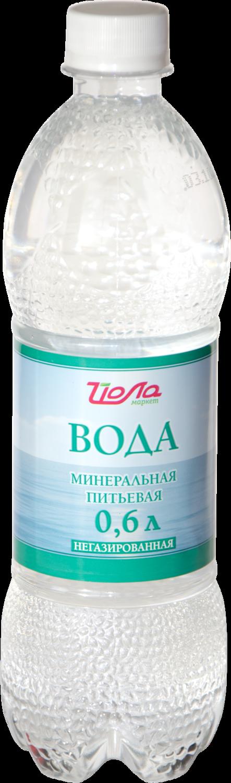 Вода минеральная ЙОЛА 1,5л не газ.