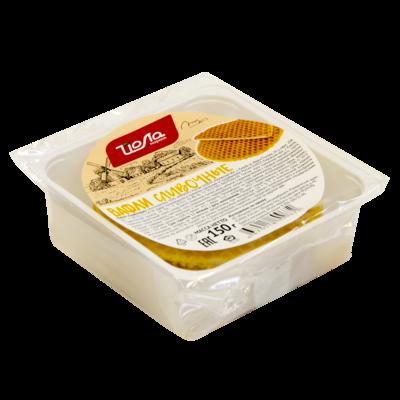 Вафли Йола карамельные сливочные 150г