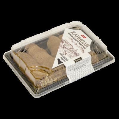 Пирожное Йола Канноли с рикоттой шоколадные 45г